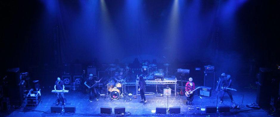 Sheffield gig